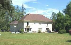 Bed and breakfast Domaine de Beauvilliers , Val_d_oise, Chaumontel, France