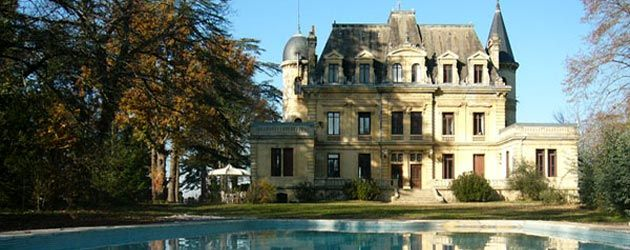 Bed and breakfast Chateau de Camperos , Gironde, Barsac, France
