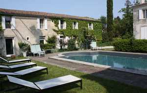 Chateau-Real Piscine