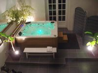 Manoir de la Baronnie Spa-Jacuzzi