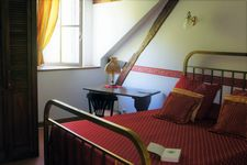 Le Moulin de la Follaine Chambre