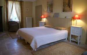 Le-Beguinage Chambre
