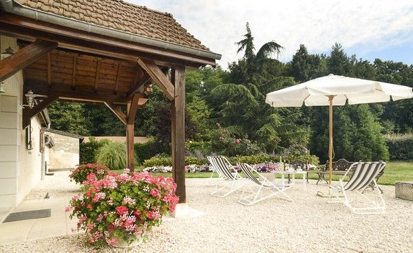 Charming Cottage Le Petit Bouc In Thesee