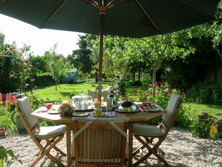 Bed And Breakfast Mit Charme Le Jardin De Dragey In Dragey Ronthon