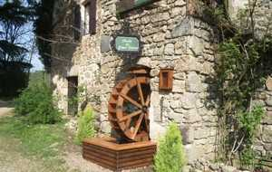 Le Moulin du Grand Chaleat